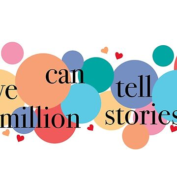 Love Can Tell a Million Stories / Falsettos Dots by odetospace