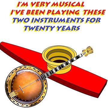 Banjo and kazoo tee by TheNintendo64er
