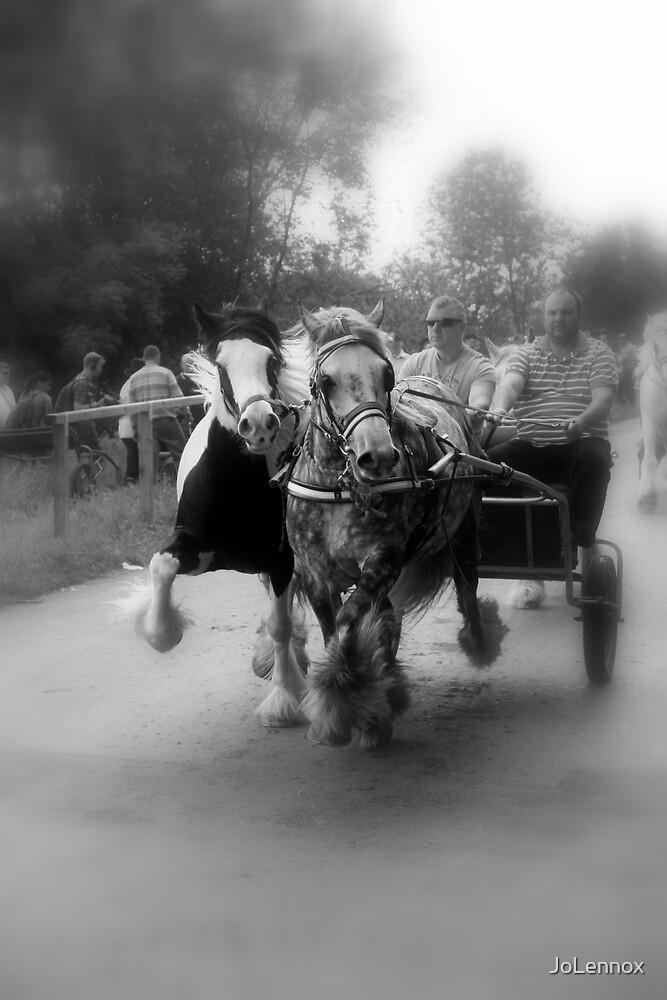 Horse Power  by JoLennox