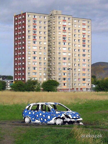 car by arekozak