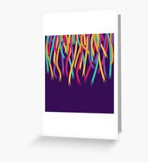 Ribbon  Greeting Card