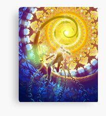 Rise to the call Canvas Print