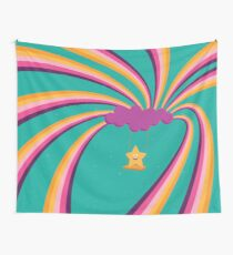 Happy Star Wall Tapestry