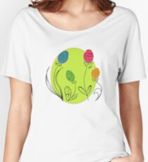 Easter Eggs Women's Relaxed Fit T-Shirt