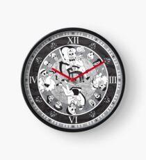 Reloj Rueda de la vida futura