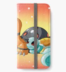 Turtle And Tortoise Pokemon iPhone Wallet/Case/Skin
