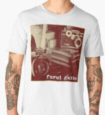 (FG) f/g and be there Men's Premium T-Shirt