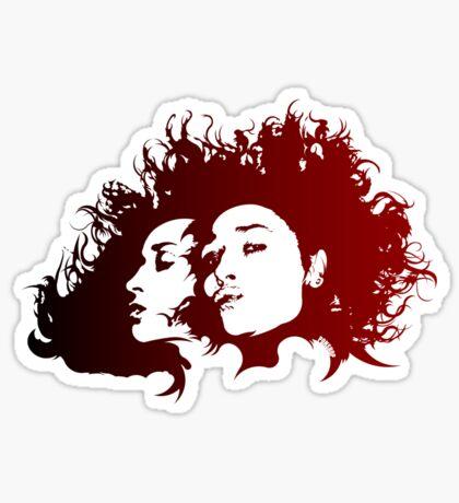Rock N Roll Tee Sticker