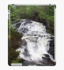 Scottish waterfall  iPad Case/Skin