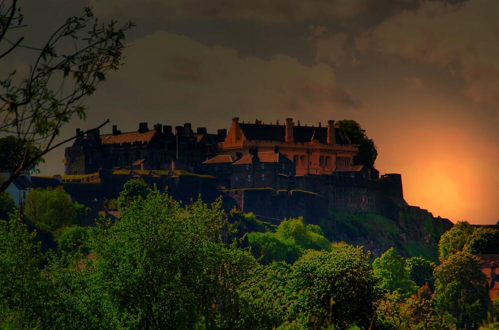 Stirling Castle by Alan Findlater