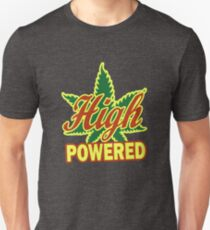 "High Powered - ""BALLERS"" Slim Fit T-Shirt"