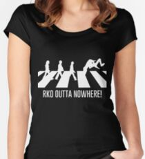 RKO Women's Fitted Scoop T-Shirt