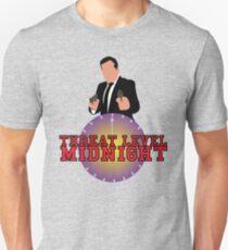Threat Level Midnight Unisex T-Shirt