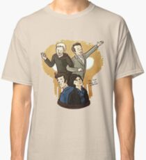 T-shirt :: Wholock :: Sherlock x Doctor Who Classic T-Shirt