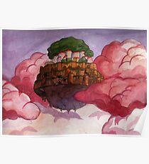 Laputa: Castle in the Sky Poster