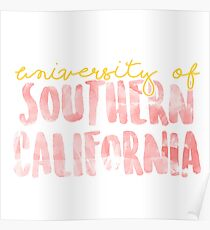 University of Southern California Poster