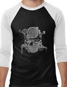 Daily Grind Machine Men's Baseball ¾ T-Shirt
