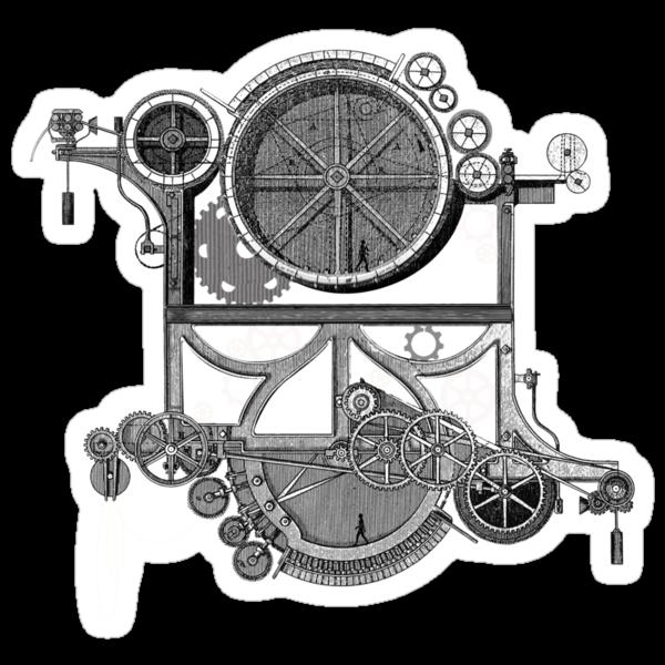 Daily Grind Machine by venitakidwai1