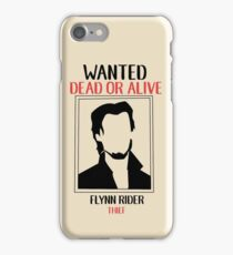 Wanted : Flynn Rider iPhone Case/Skin