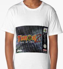 Turok 2 Box  Long T-Shirt