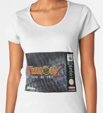 Turok 2 Box  Women's Premium T-Shirt
