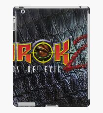 Turok 2 Box  iPad Case/Skin