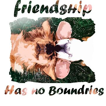 Friendship Has No Boundries by Andersen0409