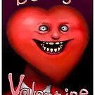 Be My Valentine! by Smallbrainfield