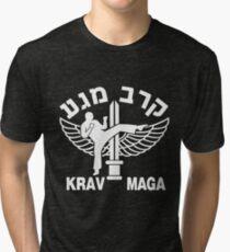 KRAV MAGA Camiseta de tejido mixto