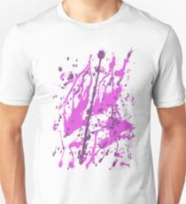 Color blot spots  Unisex T-Shirt