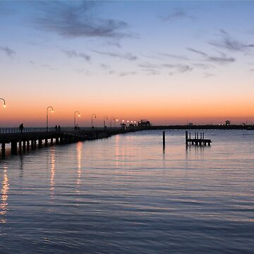 St Kilda Beach by Zane