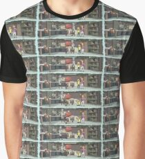 Rick & Morty A Rickle in Time Uncertain Morty and Summer Graphic T-Shirt