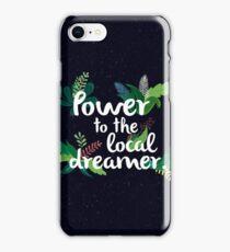 Power iPhone Case/Skin