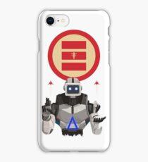 Robot Logic iPhone Case/Skin