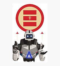Robot Logic Photographic Print