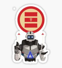 Robot Logic Sticker