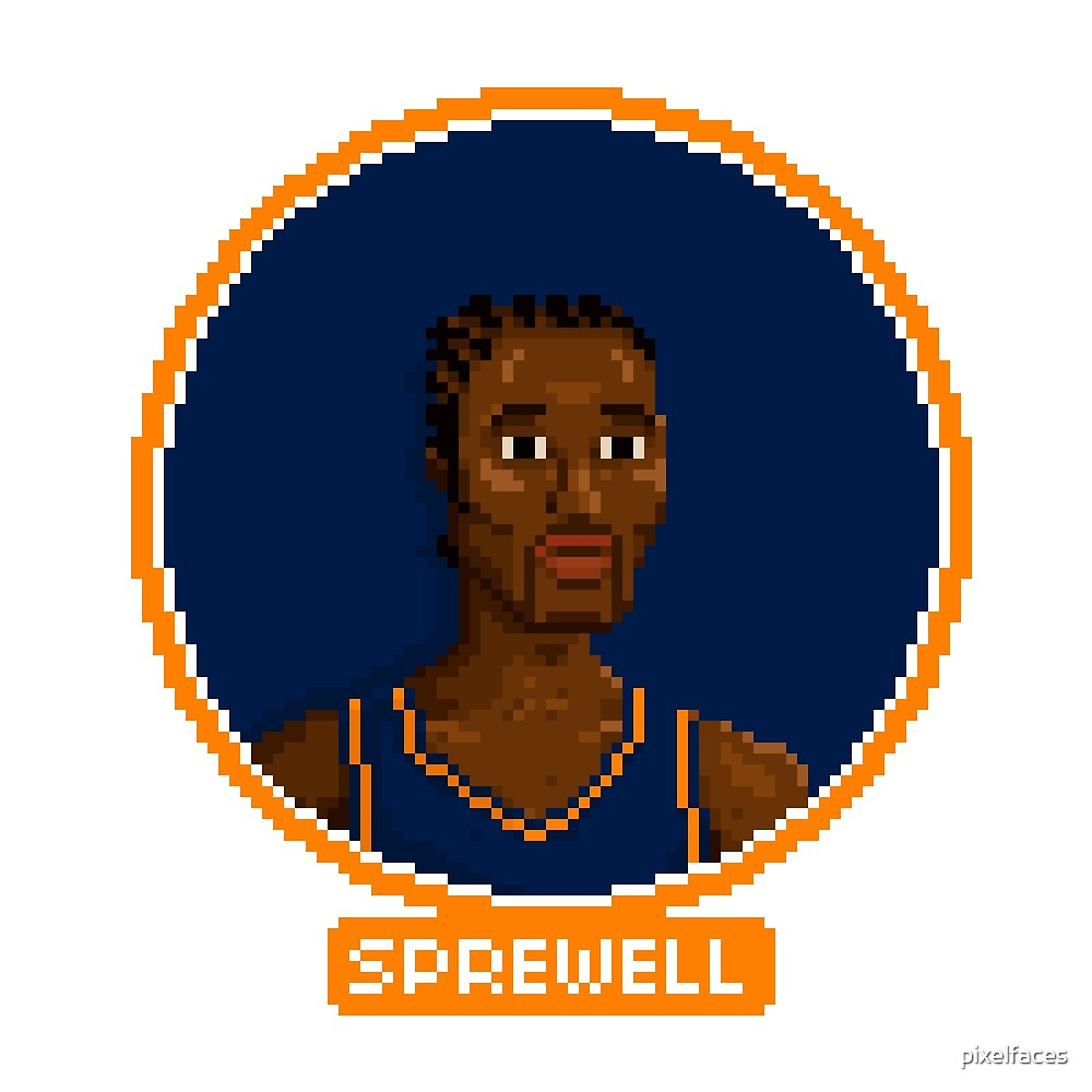 Latrell by pixelfaces