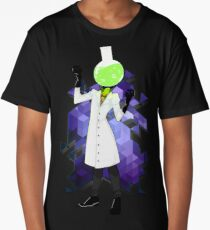 BRAINWAVES - THE SCIENCE OF MADNESS Long T-Shirt