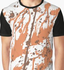 Color blot spots orange Graphic T-Shirt