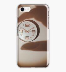 Holding On To Time iPhone Case/Skin