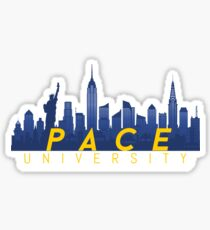 Pace Sticker