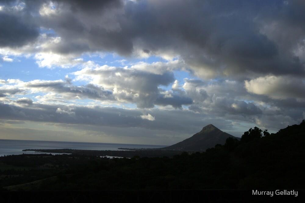 Mauritian Dawn by Murray Gellatly