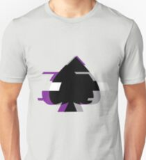 Glitched Ace - Ace T-Shirt