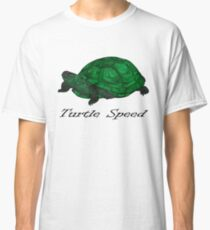 Turtle Speed Classic T-Shirt