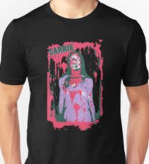 Scary Carrie (With Text) T-Shirt