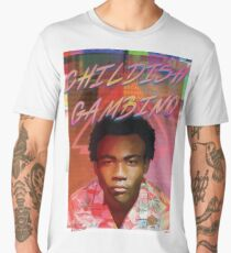 Childish Gambino Men's Premium T-Shirt