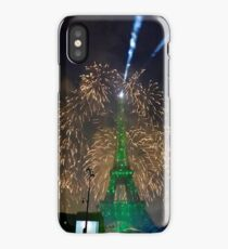 The Green Eiffel Tower iPhone Case/Skin