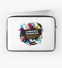 COMPOSITE TECHNICIAN Laptop Sleeve