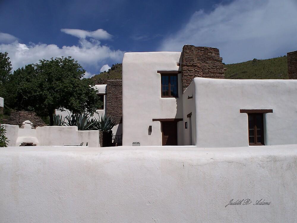 Indian Lodge by Judith B. Adams