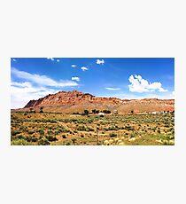 USA (Arizona) - Navajo Nation (near Willow Springs) Photographic Print
